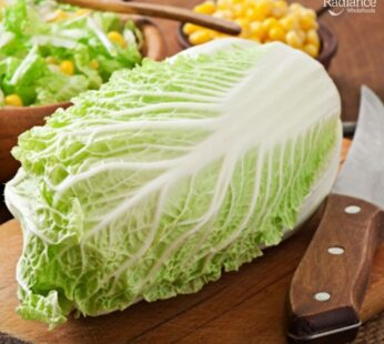 Pesticide Free, Sweet Cabbage, Approx. 600g